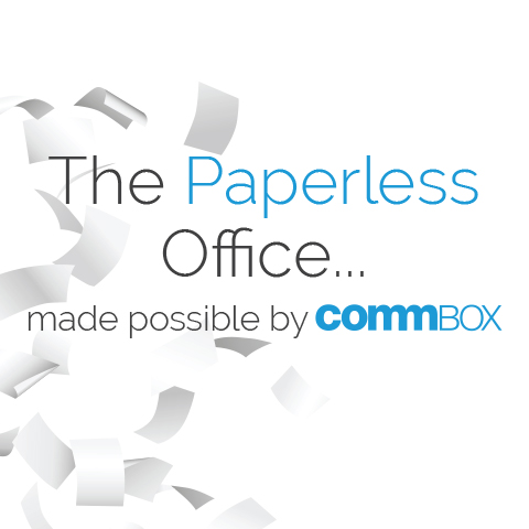 The Paperless Office…made possible by CommBox
