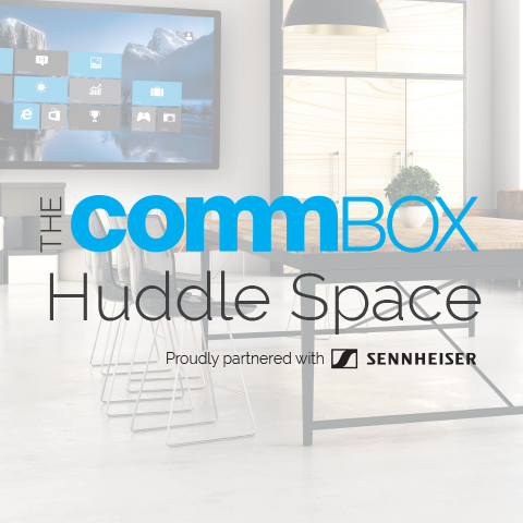 The CommBox Huddle Space