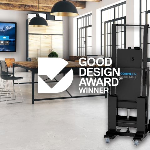 CommBox InstallMate Wins Good Design Award