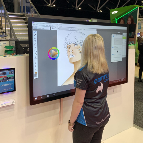 Fun & Success at EduTech 2019