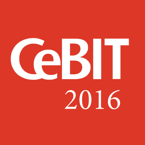 Showcasing Interactive Tables at CeBit 2016